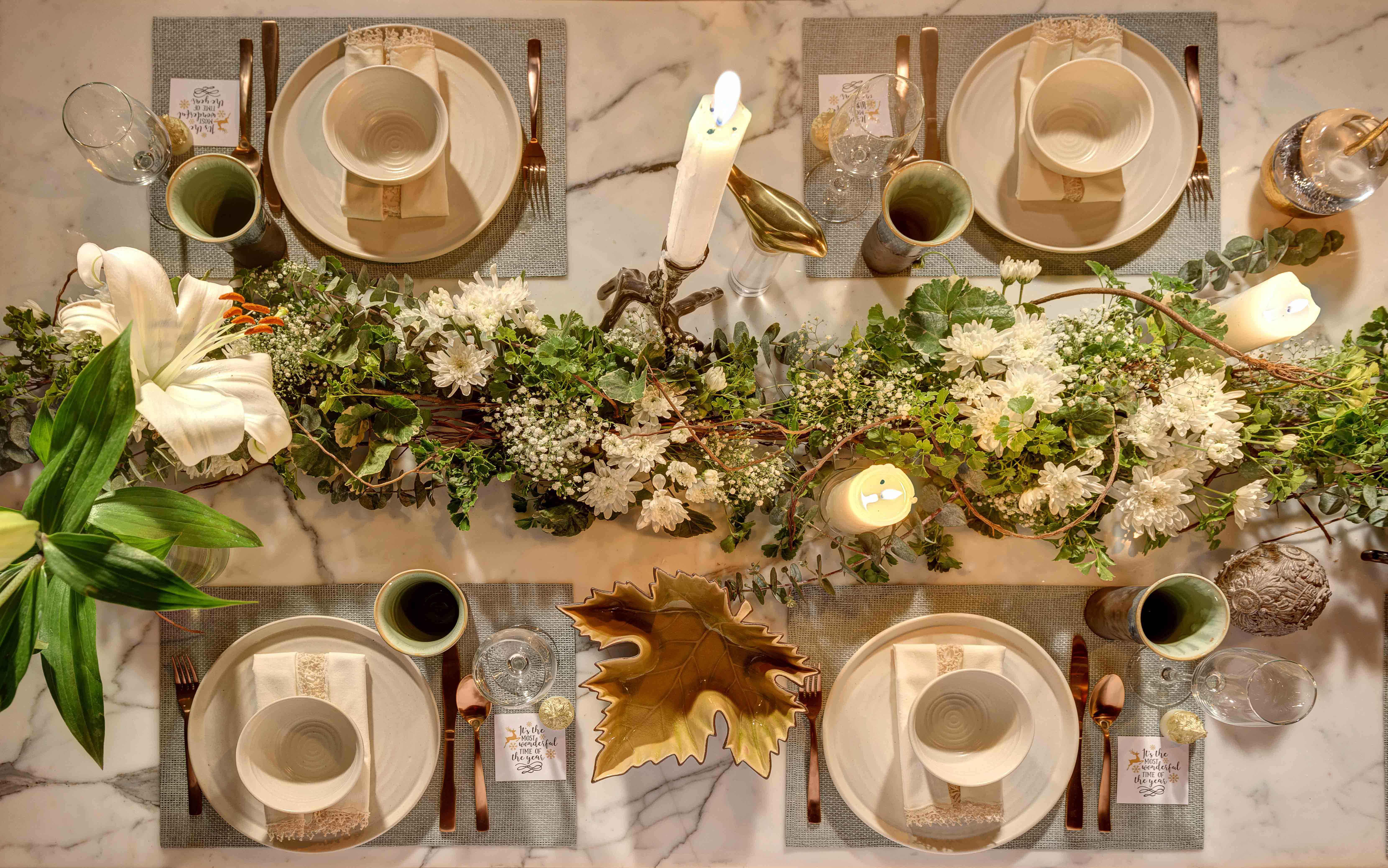 Everyday Table Setting Ideas
