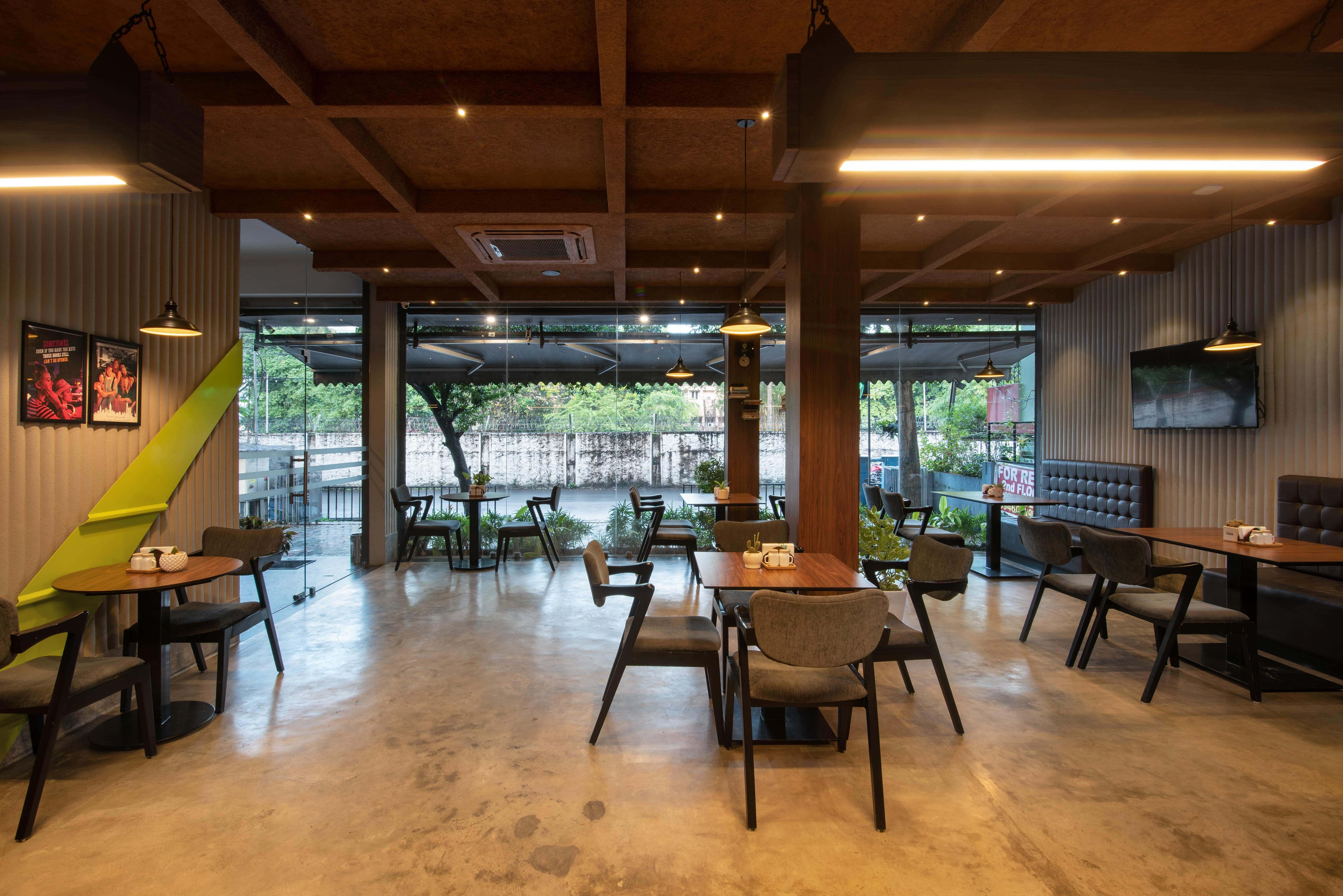 Café 17 by Ahanas Design 4 Space