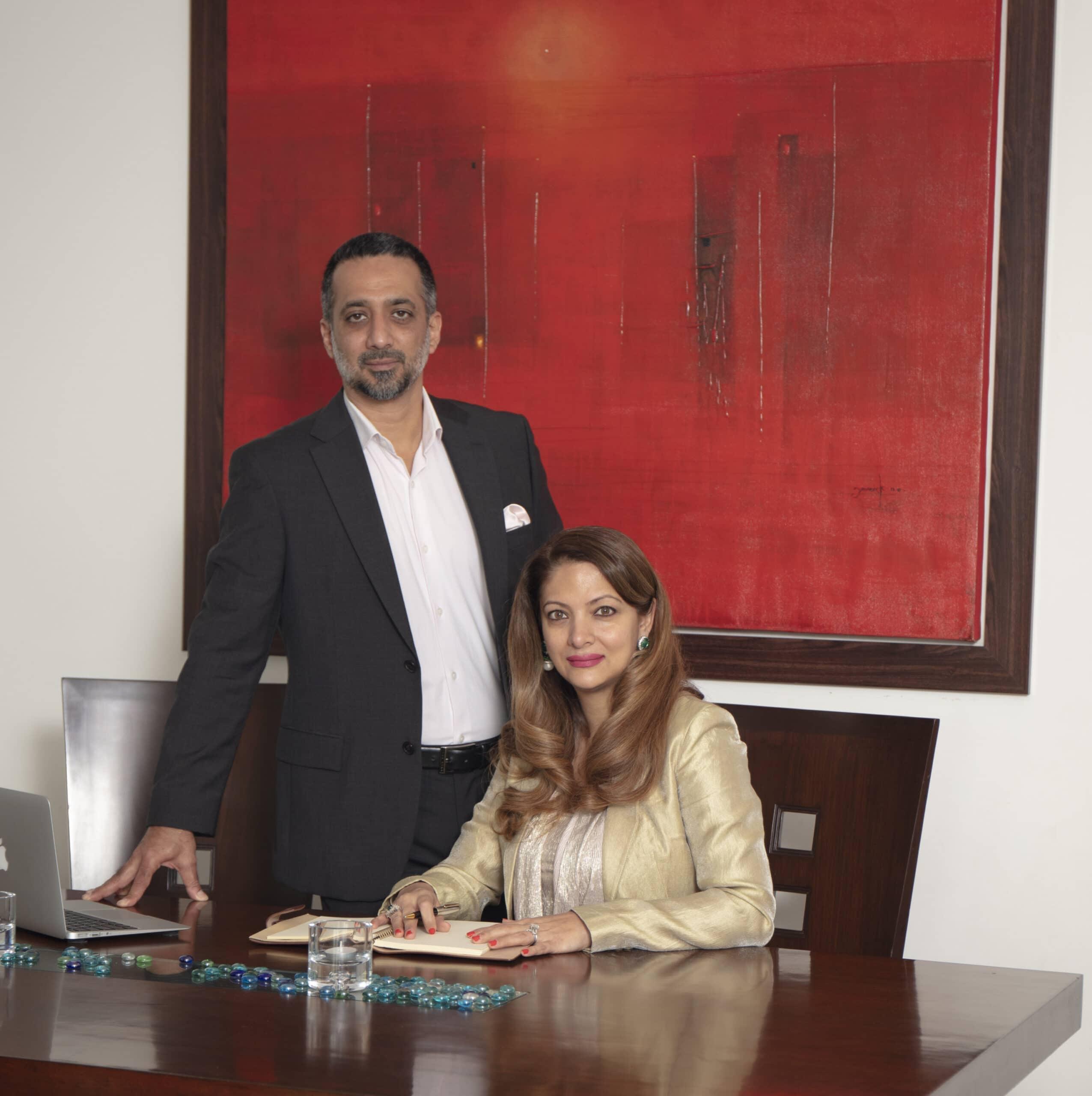 Himmat & Rohini Singh