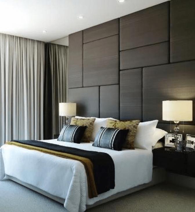 Designs for bedroom walls