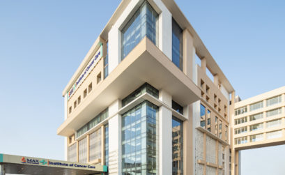 Max Super Speciality Hospital by CDA Architects